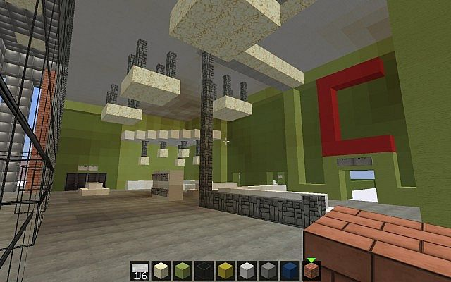 Central High School Minecraft Project