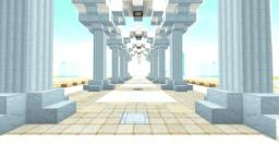 Luxe greek path Minecraft