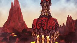 Temple of Crazc Doum Minecraft Project