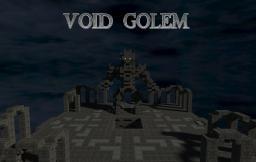 Void Golem [Pop reel]! Minecraft Map & Project