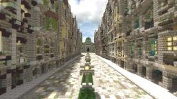 Palace Street Minecraft Map & Project