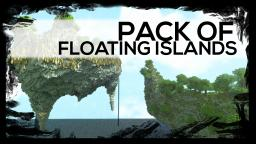 Floating islands Pack #1 Minecraft Map & Project