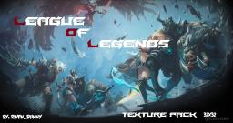 League Of Legend Texture Pack [1.7.4-1.7.2-1.6.4]