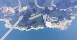Southbay islands modern 1.13 Minecraft Map & Project
