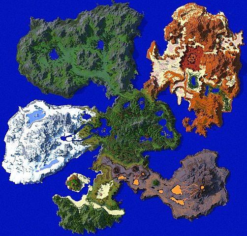 Lands Of Iuvem Download Minecraft Project