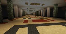 "Subway Station ""Veteran's Prospect"" Minecraft"