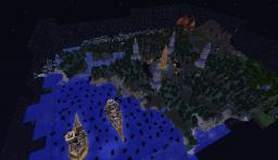 Hunger Games map I made #2 Minecraft Map & Project