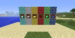 Ores Bricks Minecraft Texture Pack