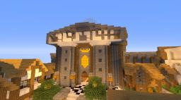 medieval theater Minecraft Map & Project