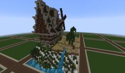 Farm:House Timelapse Minecraft