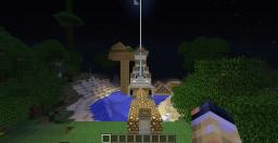 Pet Mansion Minecraft Map & Project