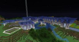 Ice Palace Minecraft Project