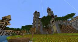 medieval build Minecraft Project