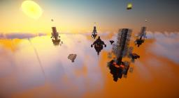 Skywars Map - Nether Map Minecraft Map & Project