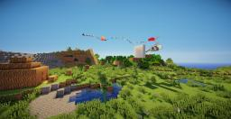 Biome Parkour Minecraft Project