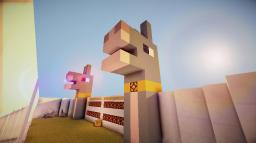 Donkey Minecraft Mini-game Minecraft Map & Project