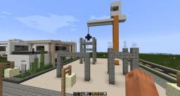 Construction site (Modern City Project) Minecraft Map & Project