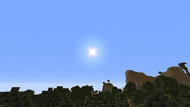 An expanding sun