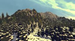 Veroc (World Painter terrain) Minecraft Map & Project