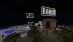 Cops and Robbers (playground) Minecraft Project