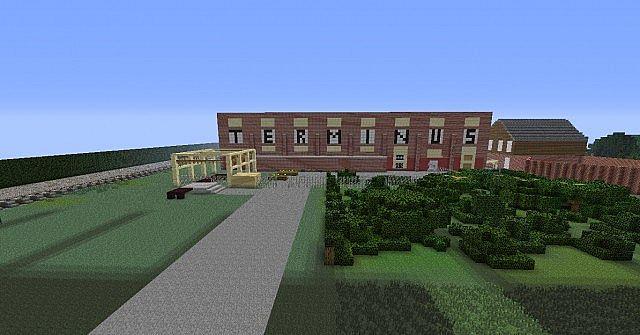 The Walking Dead Minecraft Project