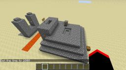 Very Simple Redstone Drawbridge