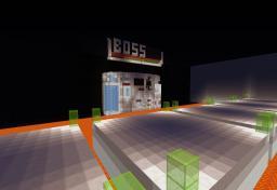 Super Epic Ultra Machine Boss Battle * boss fight * 1-x players, but 3 is maximum i think Minecraft Map & Project