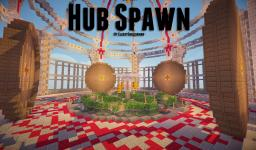 Medieval | Hub Style Spawn [Schematic and World Save] Minecraft Map & Project