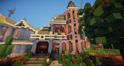 Victorian house | WoK Minecraft