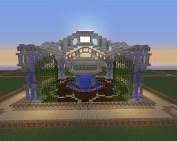 Just A Random Temple Minecraft Map & Project