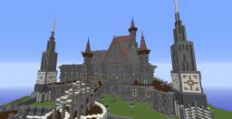 Dark Kingdom Minecraft Map & Project