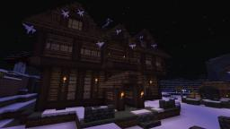 Medieval Winter city (Game of thrones inspired) Minecraft Map & Project
