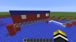 wipeout Minecraft Map & Project
