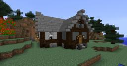 Quaint Cottage Minecraft Map & Project