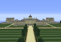Castle Howard - World of Keralis Creative Minecraft Map & Project