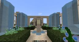 Small Serenity Gardens (Modern City Project) Minecraft Map & Project