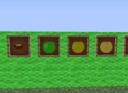 SnivyCraft Food Pack Minecraft Texture Pack
