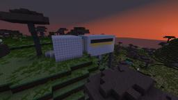 Sci Fi Research Lab Minecraft Project