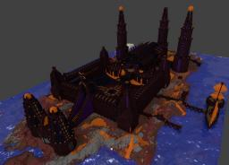 Fortress of übel Minecraft Map & Project