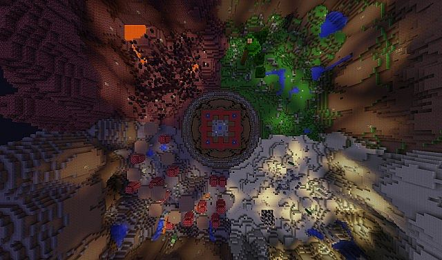 Our PvP Arena