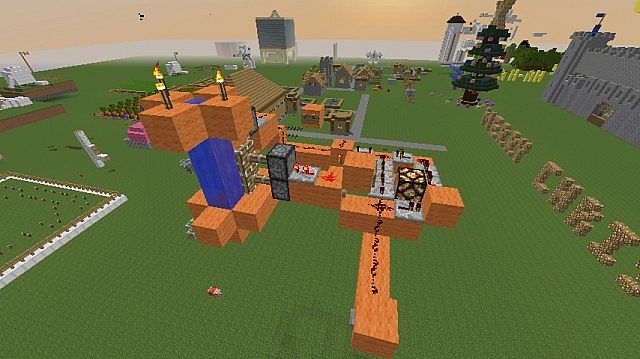 how to build a secret base in minecraft