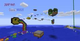 [Jump Map] Ocean Breeze Minecraft Map & Project