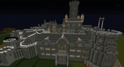 Things I built on jrnetwork.net Minecraft Map & Project