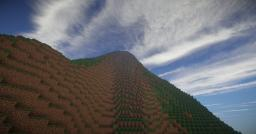 Margoth Custom Terrain Minecraft Map & Project