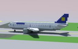 A300-B Prototype (8 Liveries) Minecraft