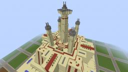 The Jedi Temple [Star Wars] Minecraft
