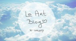 Le art blog by nialler. :P Minecraft Blog