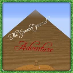 The Great Pyramid Minecraft Map & Project