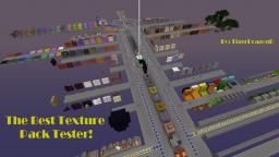 The Best Texture Pack Tester! 1.7 Minecraft Map & Project