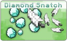 Minecraft Game - Diamond Snatch Minecraft Mod